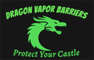 Dragon Vapor Barriers, LLC Logo