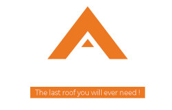Caliber Metal Roof & Shingles Logo