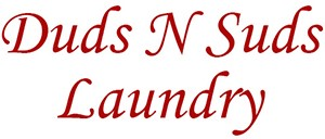 Duds N Suds Laundry Logo