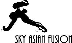 Sky Asian Fusion Logo