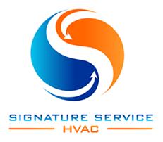 Signature Service HVAC Logo