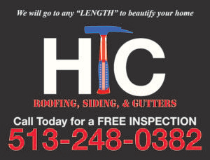 HTC Roofing, Siding & Gutters Logo