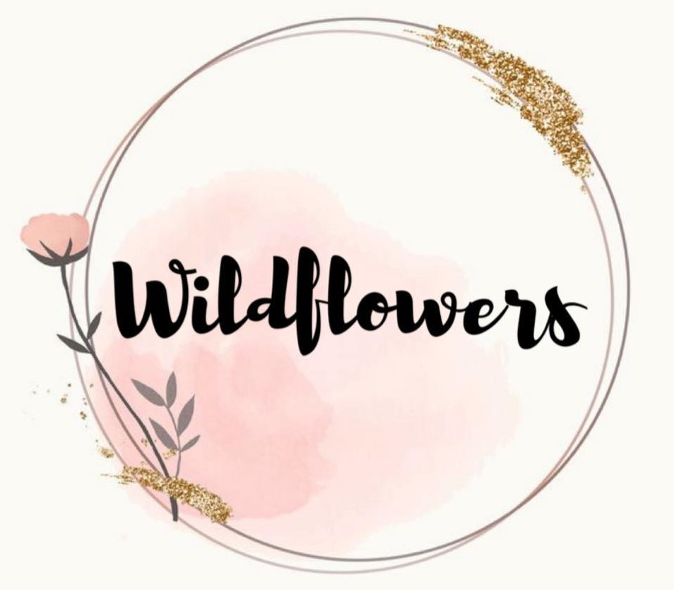 Wildflowers Salon - Brooke Roche Logo
