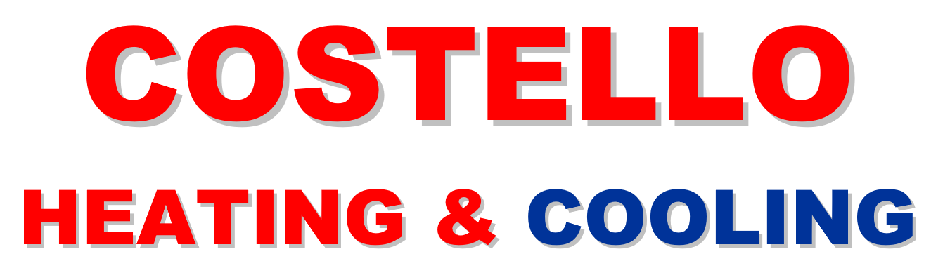 Costello Heating & Air Conditioning Logo
