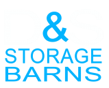 D&S Storage Barns Logo