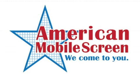 American Mobile Screen, Inc. Logo