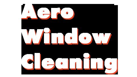 Aero Window Cleaning Logo