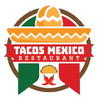 Tacos Mexico Restaurant Logo