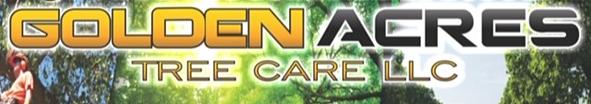 Golden Acres Tree Care Logo