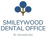 Smileywood Dental Office - Dr. Consuela Zau Logo