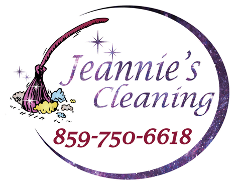 Jeannie's Cleaning, LLC Logo