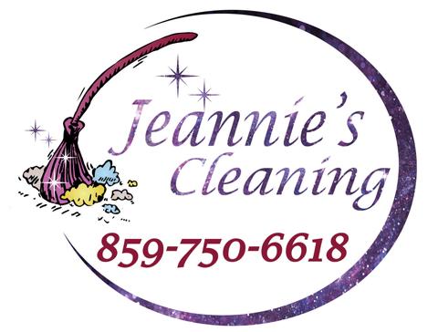 Jeannie's Cleaning, LLC Logo