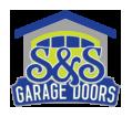 S&S Garage Doors Logo