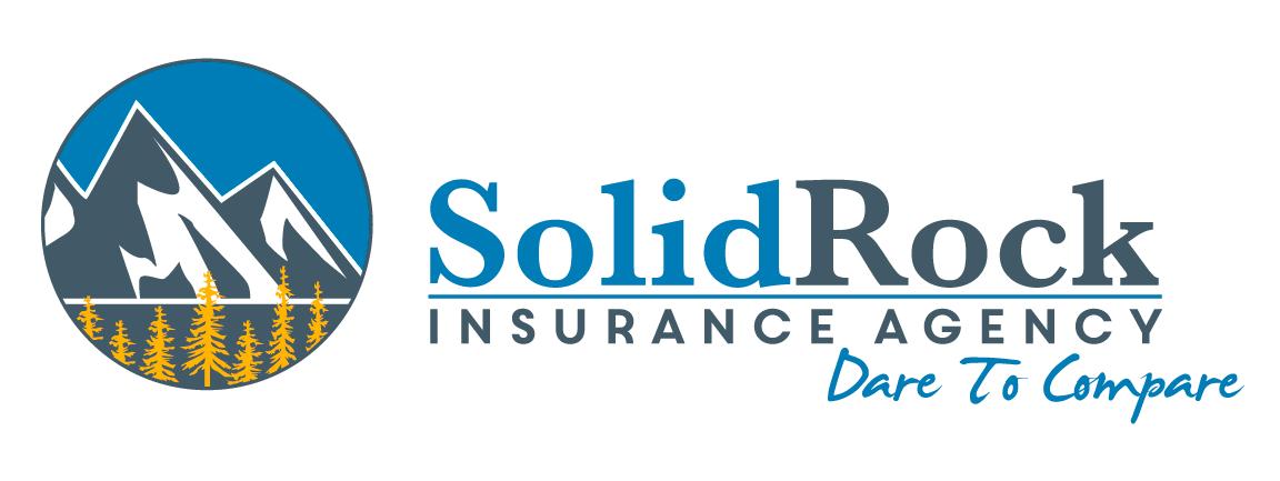 Solid Rock Insurance Agency Logo