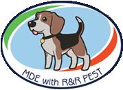 MDE w/ R&R Pest Control Logo