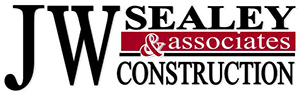 JW Sealey Construction Logo
