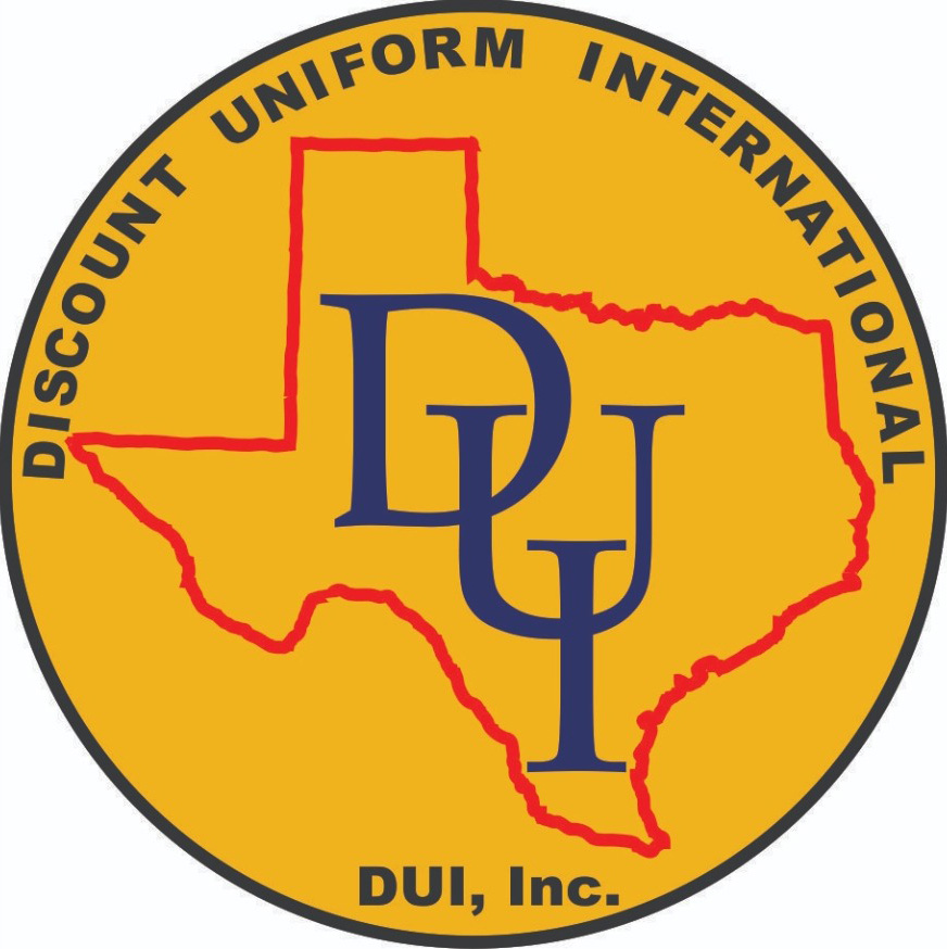 Discount Uniform International - DUI INC Logo