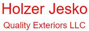 HolzerJesko Quality Exteriors Logo