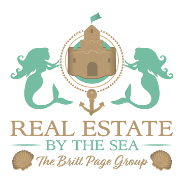 Real Estate by the Sea Logo
