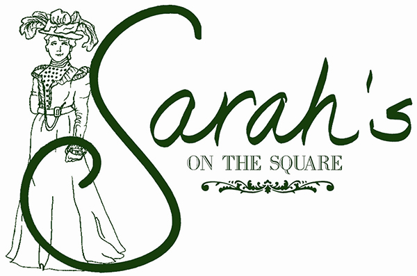 Sarah's On the Square Logo