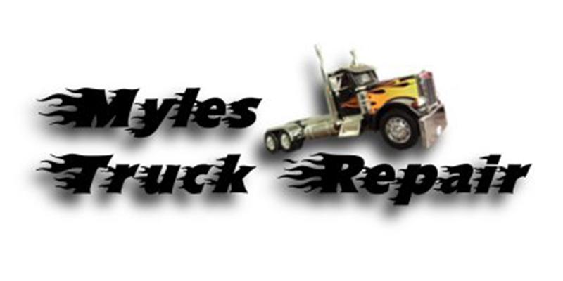 Myles Truck Repair Logo