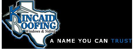 Kincaid Roofing, Windows & Siding Logo