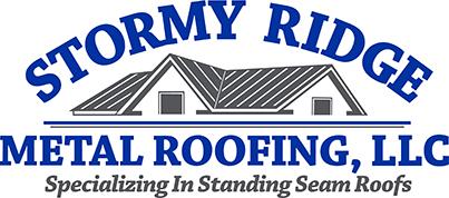 Stormy Ridge Metal Roofing Logo
