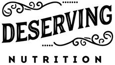 Deserving Nutrition Logo