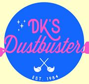 DK's Dustbusters Logo