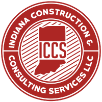 Indiana Construction & Consulting Services LLC Logo
