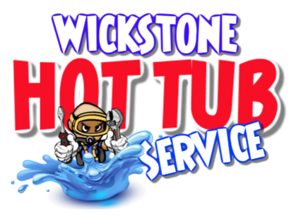 Wickstone Hot Tub Service and Warehouse Sales Logo