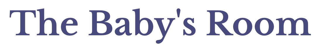 The Baby's Room Logo