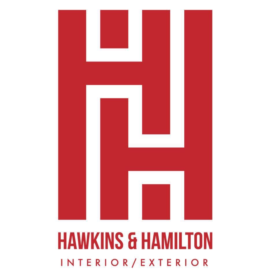 Hawkins & Hamilton Interior/Exterior Logo