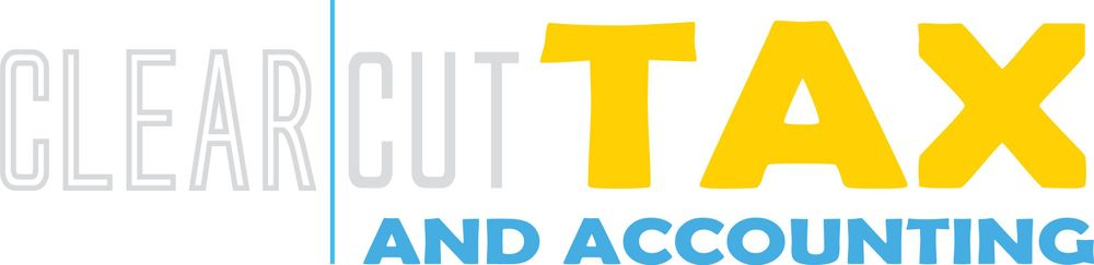 Clear Cut Tax and Accounting Logo