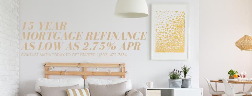 Refinance Today!
