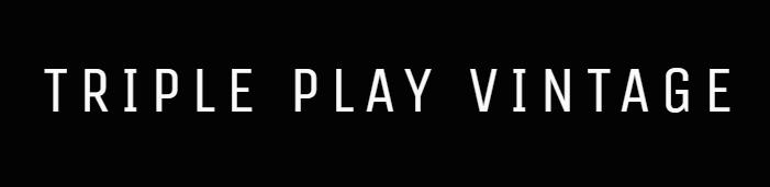 Triple Play Vintage Logo