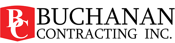 Buchanan Contracting Logo