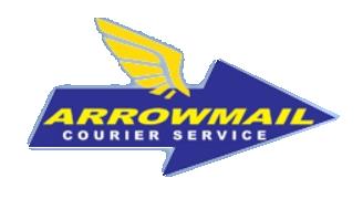 ArrowMail Courier Service Logo