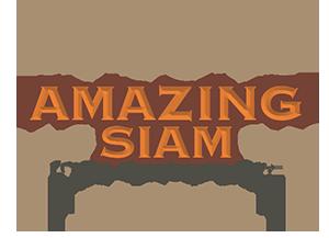 Amazing Siam Thai Restaurant Logo