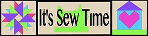 It's Sew Time Logo