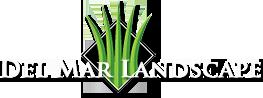 Del Mar Landscapes Logo
