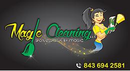 Magic Cleaning LLC Logo