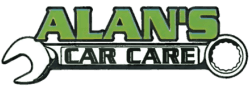 Alan's Car Care Logo