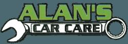 Alan's Car Care Logo