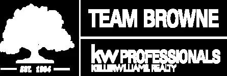 Team Browne - Keller Williams Professionals Logo