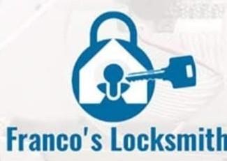 Franco's Locksmith Logo