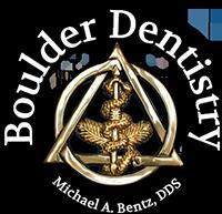 Boulder Dentistry Michael A Bentz DDS Logo