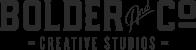 Bolder & Co. Creative Studios, Inc. Logo