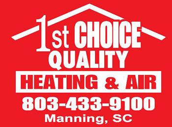 1st Choice Quality Heating & Air Logo