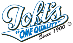 Toft's on 250 Logo